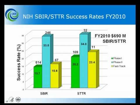 The NIH SBIR/STTR Program: From Submission to Award