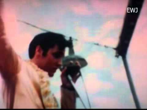 Elvis in Hawaii 1957 Live