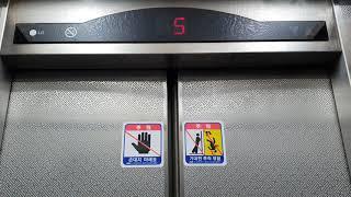 서울특별시 강북구 수유동 동화빌딩 LG엘리베이터 탑사기
