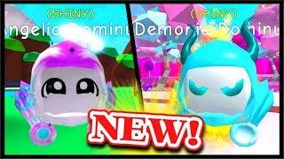 *UPDATE* Opening 6000 DOMINUS EGGS! | Bubble Gum Simulator Roblox