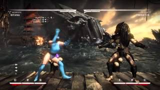 MKX Mournful Kitana guide