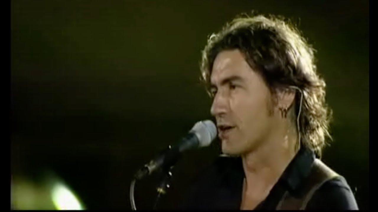 Ligabue live settembre 1999 youtube for Ligabue metti in circolo il tuo amore