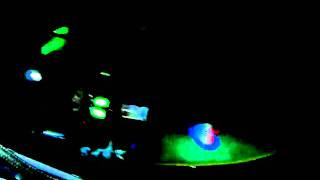Night Swimming With Glow Sticks, Head Lamps and Disc Lights