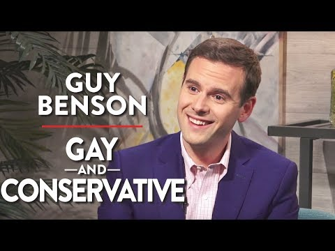 Gay and Conservative (Pt. 1) | Guy Benson | POLITICS | Rubin Report