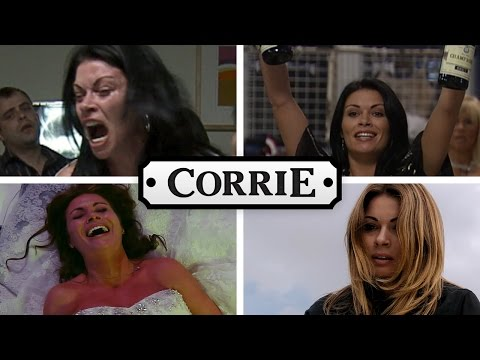 Coronation Street - Carla Connor's Best Moments