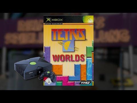 Gameplay : Tetris Worlds [Xbox]