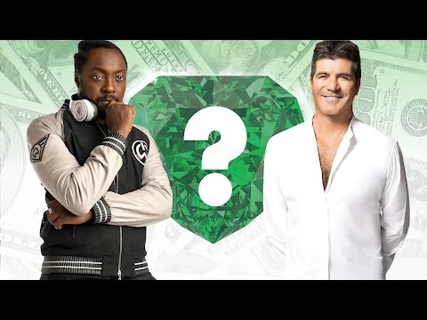 WHO'S RICHER? - Will.I.Am or Simon Cowell? - Net Worth Revealed!