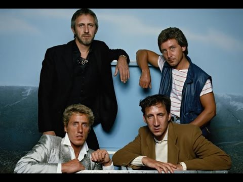 The Who Live Shea Stadium / Ocubre 12 , 1982 NYC