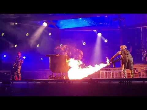 Rammstein - Mein Teil - Chorzów - Stadion Śląski 24.07.2019 Live Poland