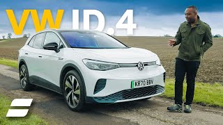 NEW VW ID.4 Review: The Best Family EV? | 4K