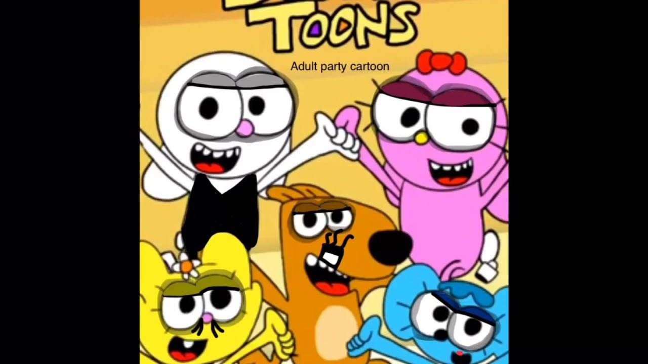 Adult Toons doodle toons adult party cartoon reboot - youtube