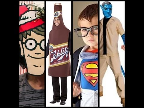 10 disfraces caseros originales carnaval 2014 youtube - Disfraces originales para adultos ...