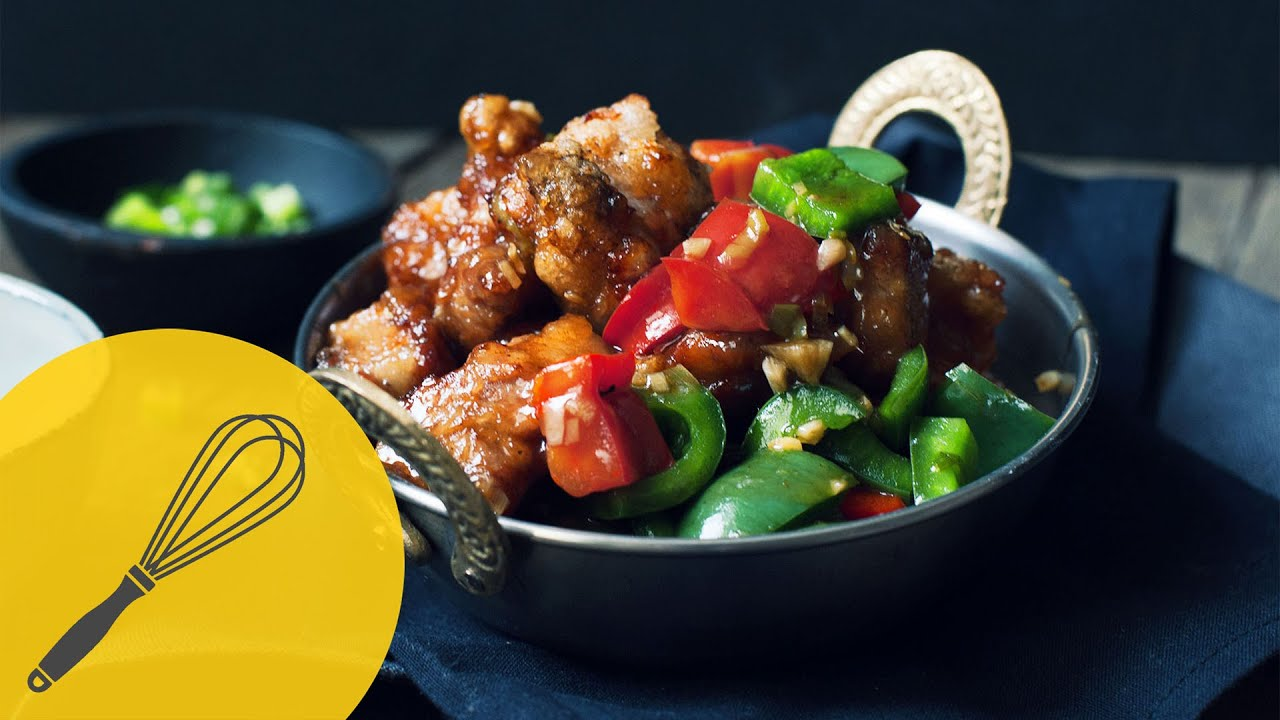 Spareribs Gasgrill Zeitler : Süss saure pork ribs rippchen süß sauer wie in china youtube