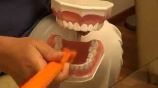 Как правильно чистить зубы. Видеоурок №2