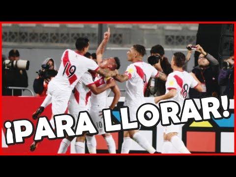El Momento que Perú empezó a ganar, ¡VÍDEO PARA LLORAR! | Peruvian Life