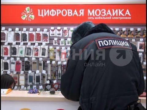 Разбойное нападение на салон сотовой связи произошло на красной линии Хабаровска. MestoproTV