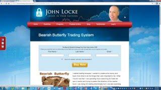 Bearish Butterfly Rapid Options Learning