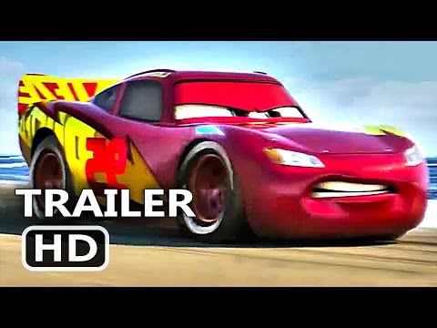 CARS 3 Official Trailer # 3 (2017) Animation Movie HD