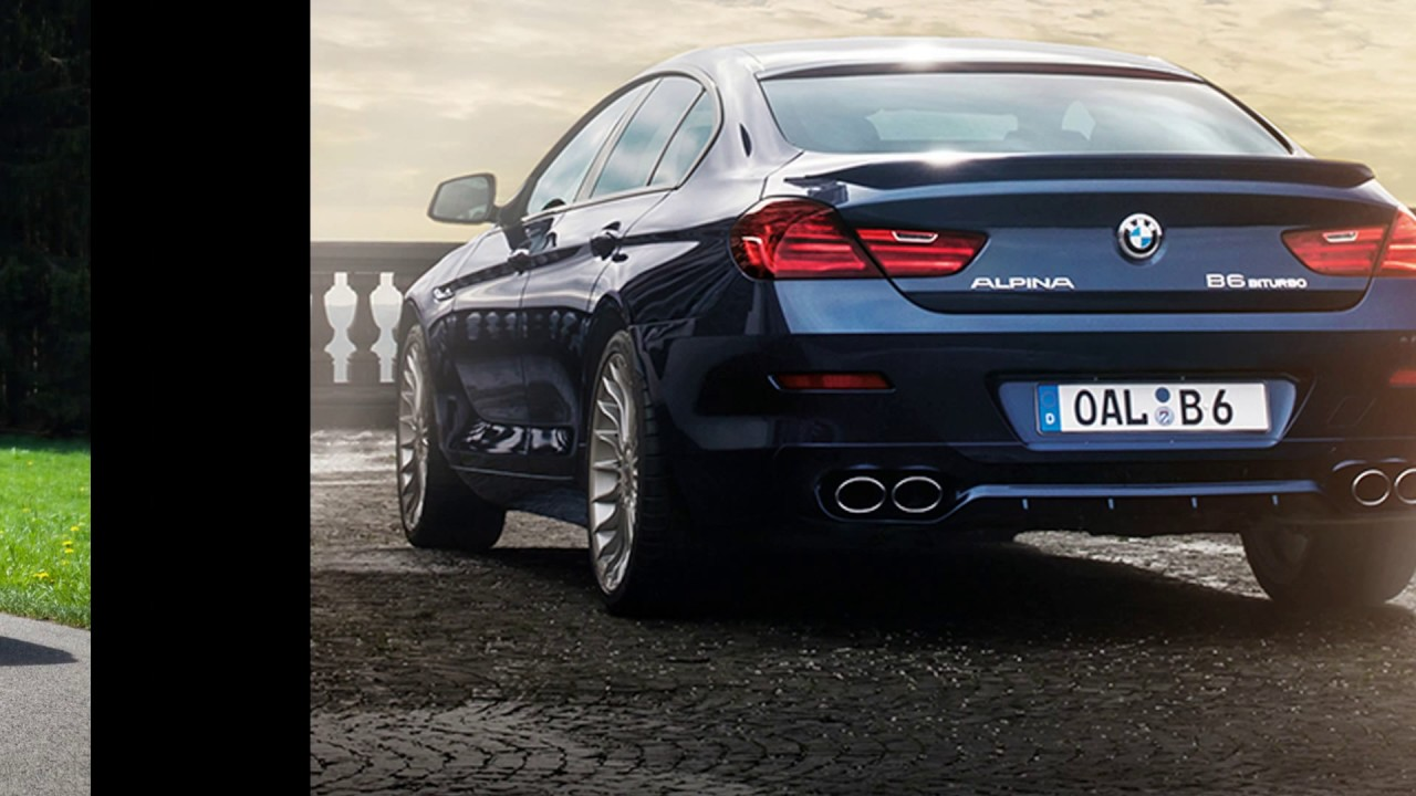 The BMW Alpina New B Gran Coupe YouTube - Bmw alpina b6 biturbo price