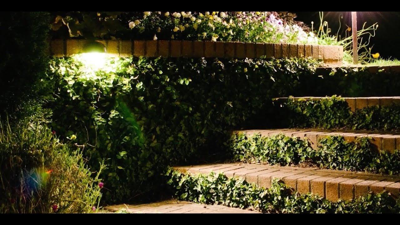 Proper Landscape Lighting Design - YouTube