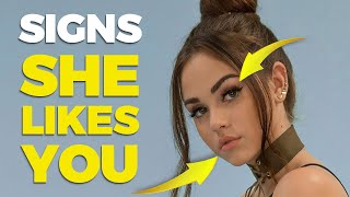 5 Signs She Likes You! (and how to act on it) | Alex Costa