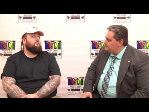 Chumlee Interview with Mike Cordeiro at MBLV21