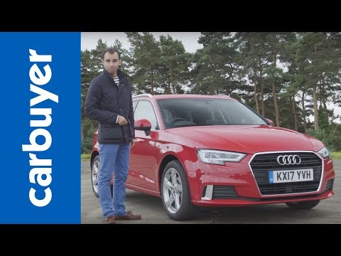 2017 Audi A3 Sportback review - The world