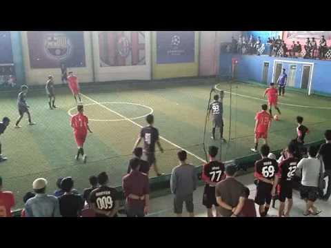 Futsal HMTI | D'Championers UNCP Vs HMS Unanda Palopo | 2-2 (pen. 3-1)