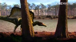 New Spinosaurus