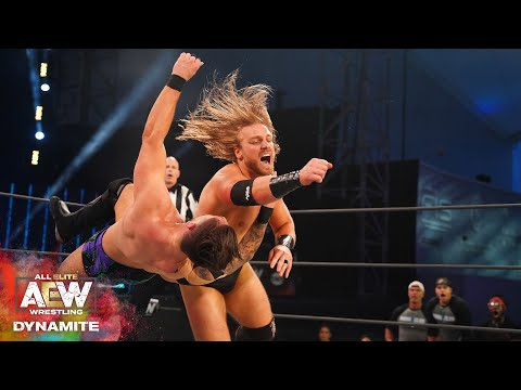 WERE KENNY OMEGA AND HANGMAN ABLE RETAIN THEIR TITLES? | AEW DYNAMITE 6/3/20, JACKSONVILLE, FL