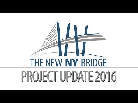 New NY Bridge – Project Update 2016