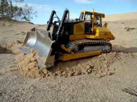 how to get buldozer to work
