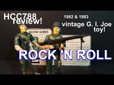 HCC788 - 1982 Machine Gunner ROCK