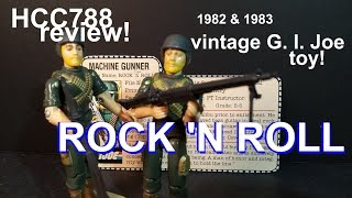 HCC788 - 1982 Machine Gunner ROCK