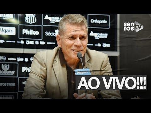 PAULO AUTUORI | COLETIVA AO VIVO (14/08/19)