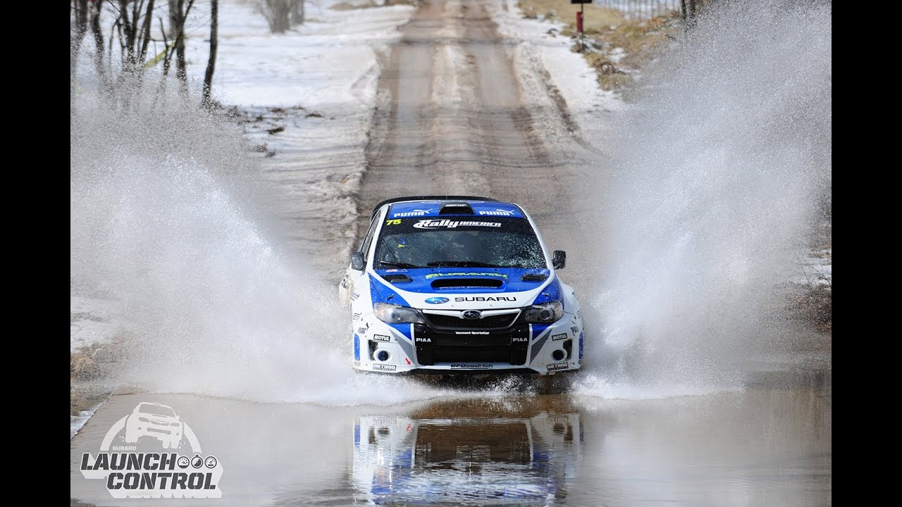 Subaru Launch Control >> Launch Control Higgins Takes On Block At Rally In The 100 Acre