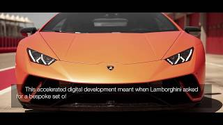 Developing #ThePerfectFit -   Lamborghini