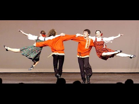 Slavic Folk Dances