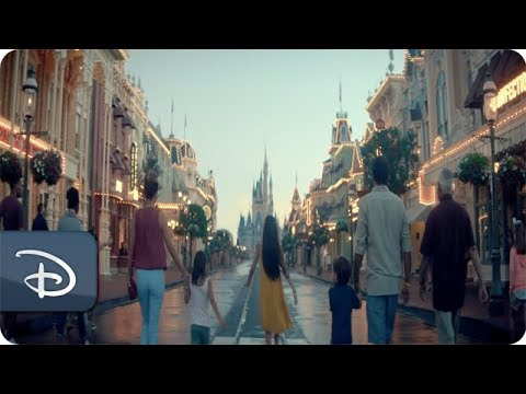That's the Power of Magic – You Can Fly   Walt Disney World