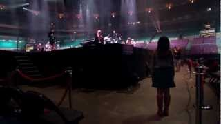 Charice & Céline Dion — the Duet @ Madison Square Garden