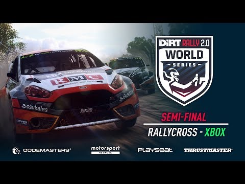 Semi-Final - Rallycross - Xbox - DiRT Rally 2.0 World Series