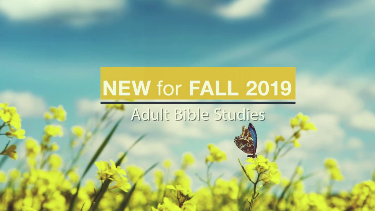 Adult Bible Studies | Adult Bible Studies / Fall