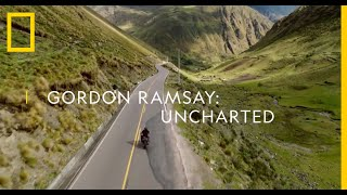 Gordon Ramsay Uncharted | Quartas 22:10 | National Geographic