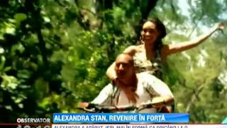 Alexandra Stan, revenire in forta!