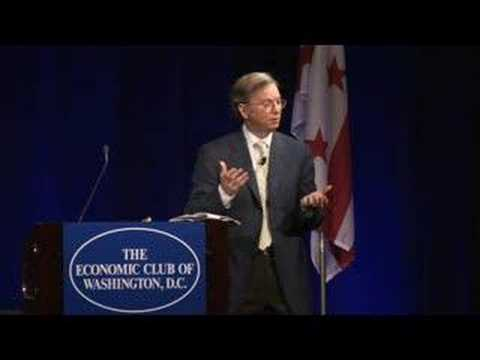 Eric Schmidt at the Economic Club