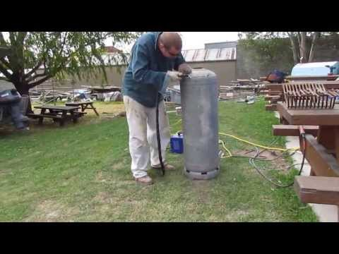 Turbo rocket stove 2 doovi for Build your own rocket stove