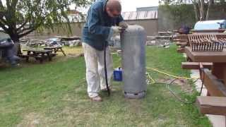 Step By Step How To Build A Rocket Stove Heater - Modified (part 2)