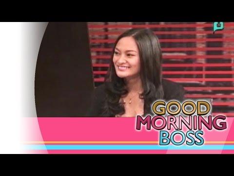 [Good Morning Boss] Panayam Kay Bb. Abby Borja Ukol Sa Dance4Life Philippines