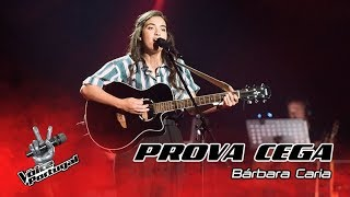 Bárbara Caria My Love Is Drunk Prova Cega The Voice Portugal
