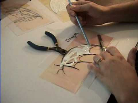 How to Make Fairy Wings Part 3 of 8 Garden of Imagination